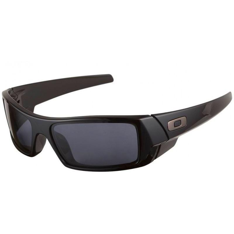 bae613e51181a Oculos Oakley Gascan Matte Black Preto Fosco Original - R  490,00 em ...