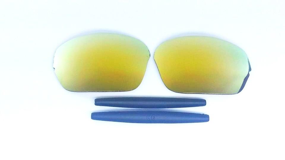 4c5bab1cc 0e302 f9591; get óculos oakley half x lente 24k borracha preta brinde. carregando  zoom. 75e19 01161