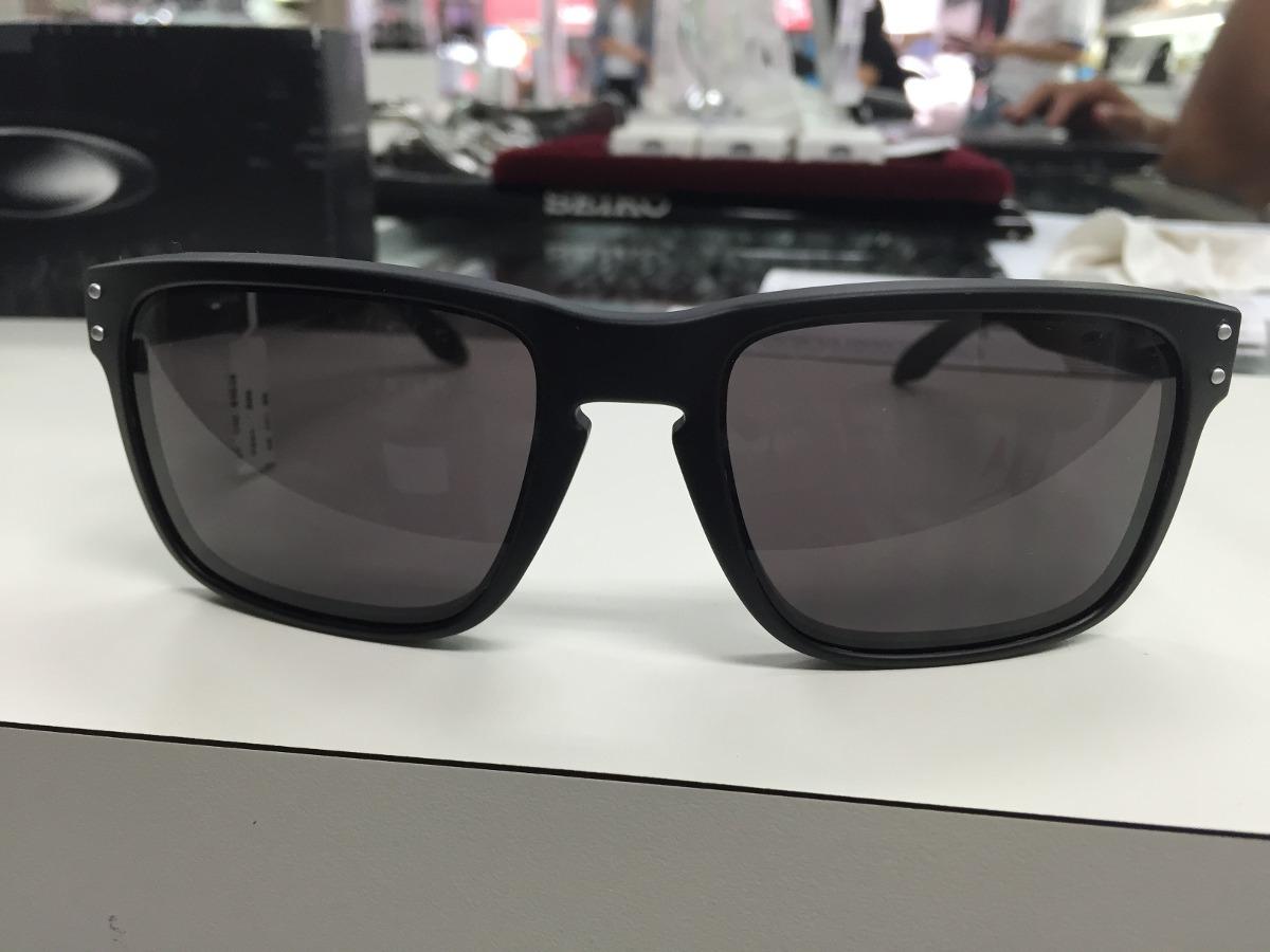 b759ec7b9 oculos oakley holbrook 009102l-01 55 original p.entrega. Carregando zoom.