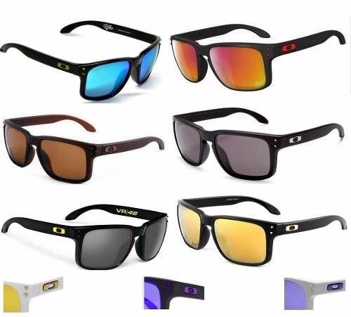 Oculos Oakley Holbrook 100% Polarizado- Frete Gratis - R  78,90 em ... 02096ca896