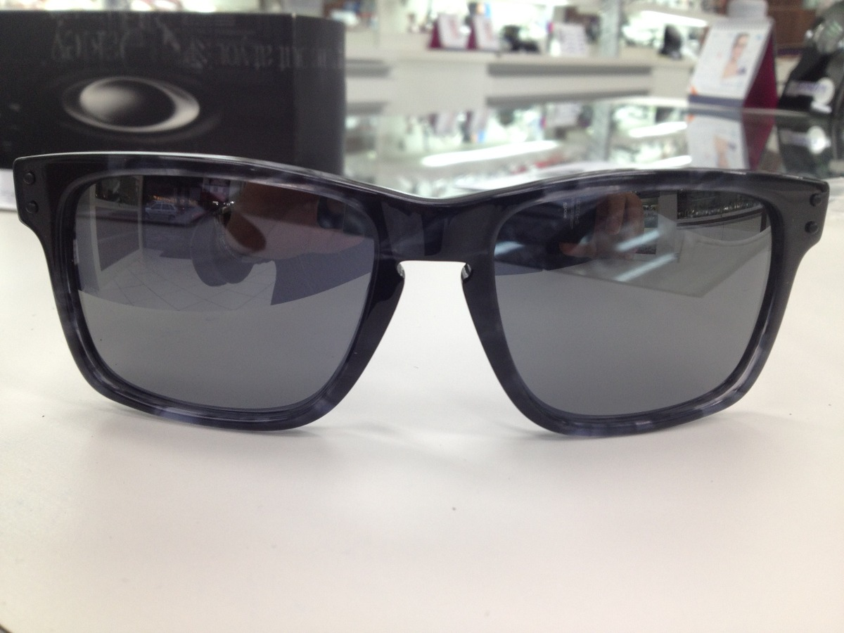 5356becc3a5ad Oculos Oakley Holbrook Lx 002048-02 Original Pronta Entrega - R  459 ...