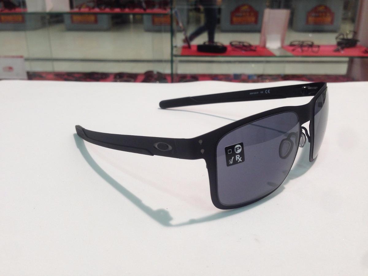 53494b411d444 Óculos Oakley Holbrook Metal Oo4123-01 Original - R  546
