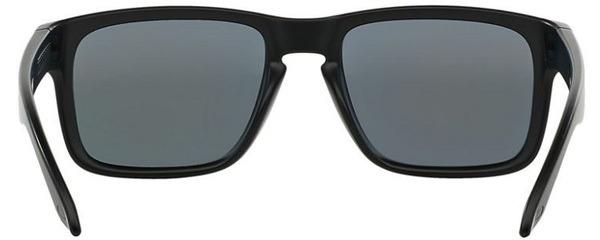 08ea9f2e08ef3 Oculos Oakley Holbrook Oo9102l Espelhado Preto E Vermelho - R  458 ...