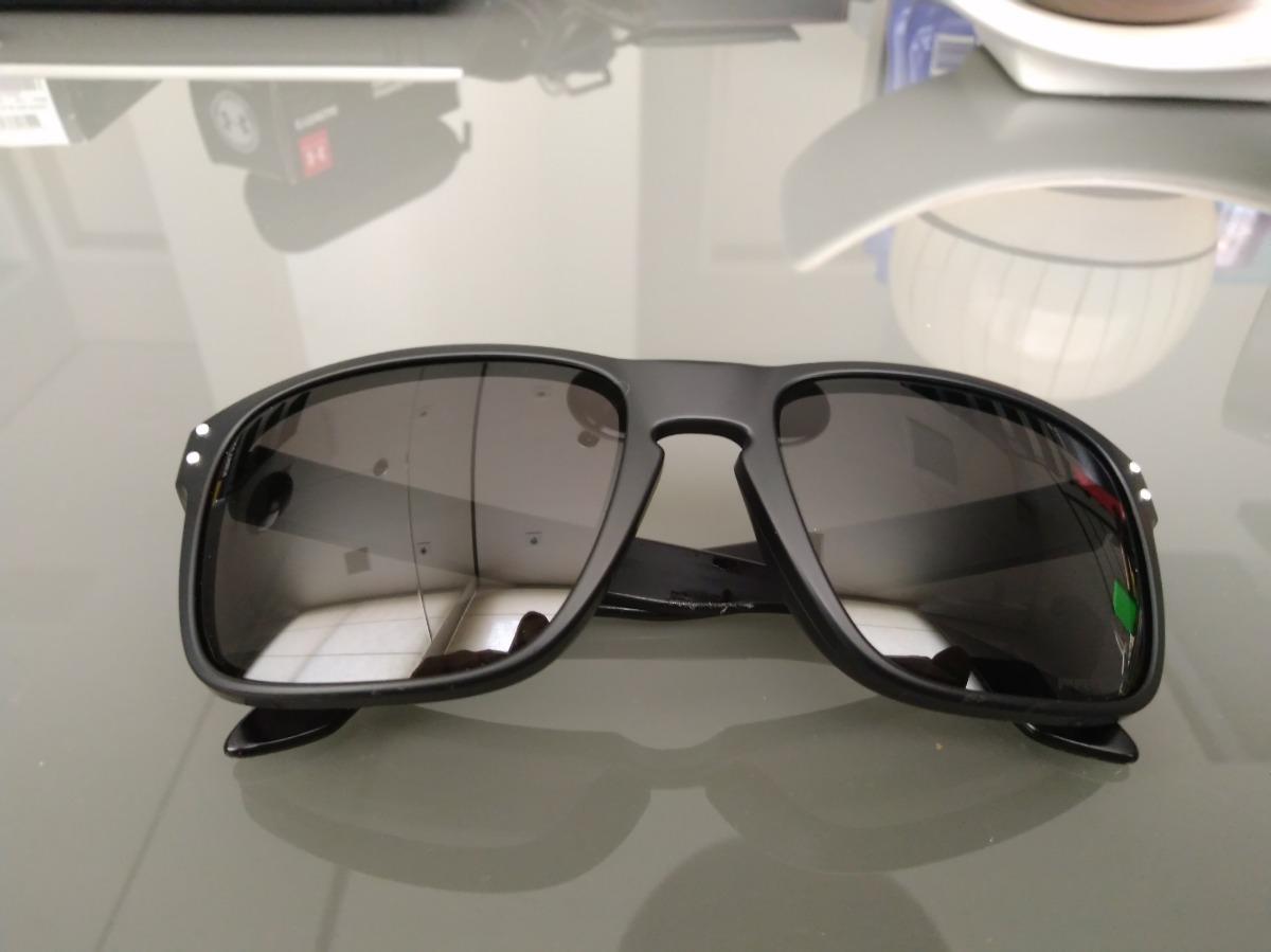Óculos Oakley Holbrook Metal Polarizado Prizm Original Novo - R  599 ... a26702eaeb
