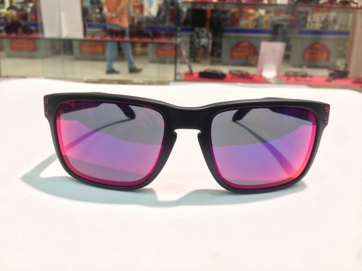 Carregando zoom... oakley holbrook oculos. Carregando zoom... oculos oakley  holbrook 009102l-36 matte black l .red iridium 07b239fc76