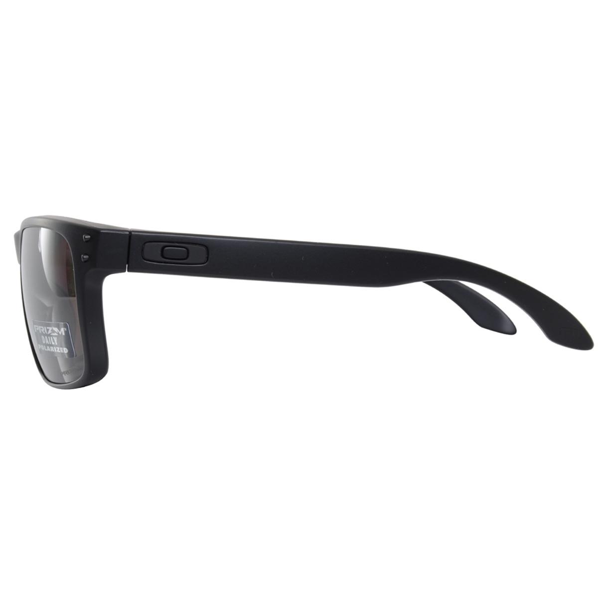 Óculos Oakley Holbrook Covert Matte Prizm - R  630,00 em Mercado Livre bc41e61a15
