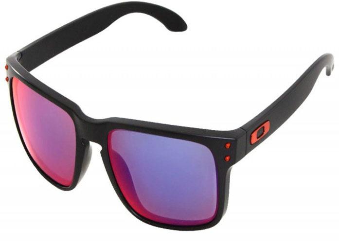 15e7a8bb630c5 Óculos Oakley Holbrook Ducati Matte Black lente Red Positive - R ...