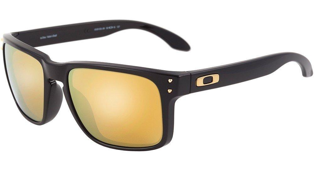fcc8ed7330204 óculos oakley holbrook edição shaun white - preto amarelo. Carregando zoom.