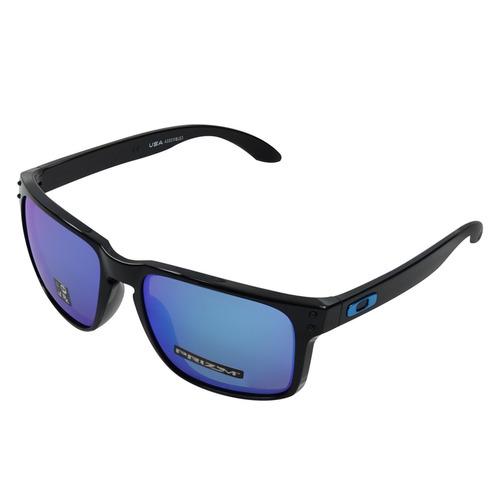 98ec5142feec9 Óculos Oakley Holbrook Iridium Safira - R  530