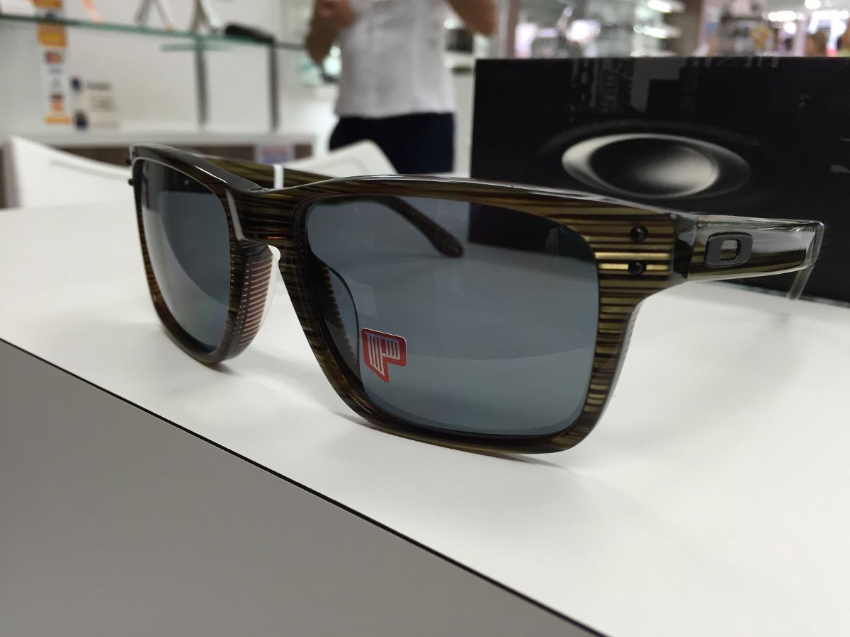 oculos oakley holbrook lx oo2048-03 polarizado original. Carregando zoom. 774aae2946