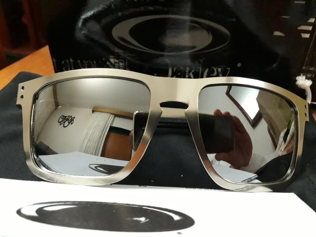 Óculos Oakley Holbrook Metal Chrome ( Promoção) - R  499,00 em ... 833e3eafab