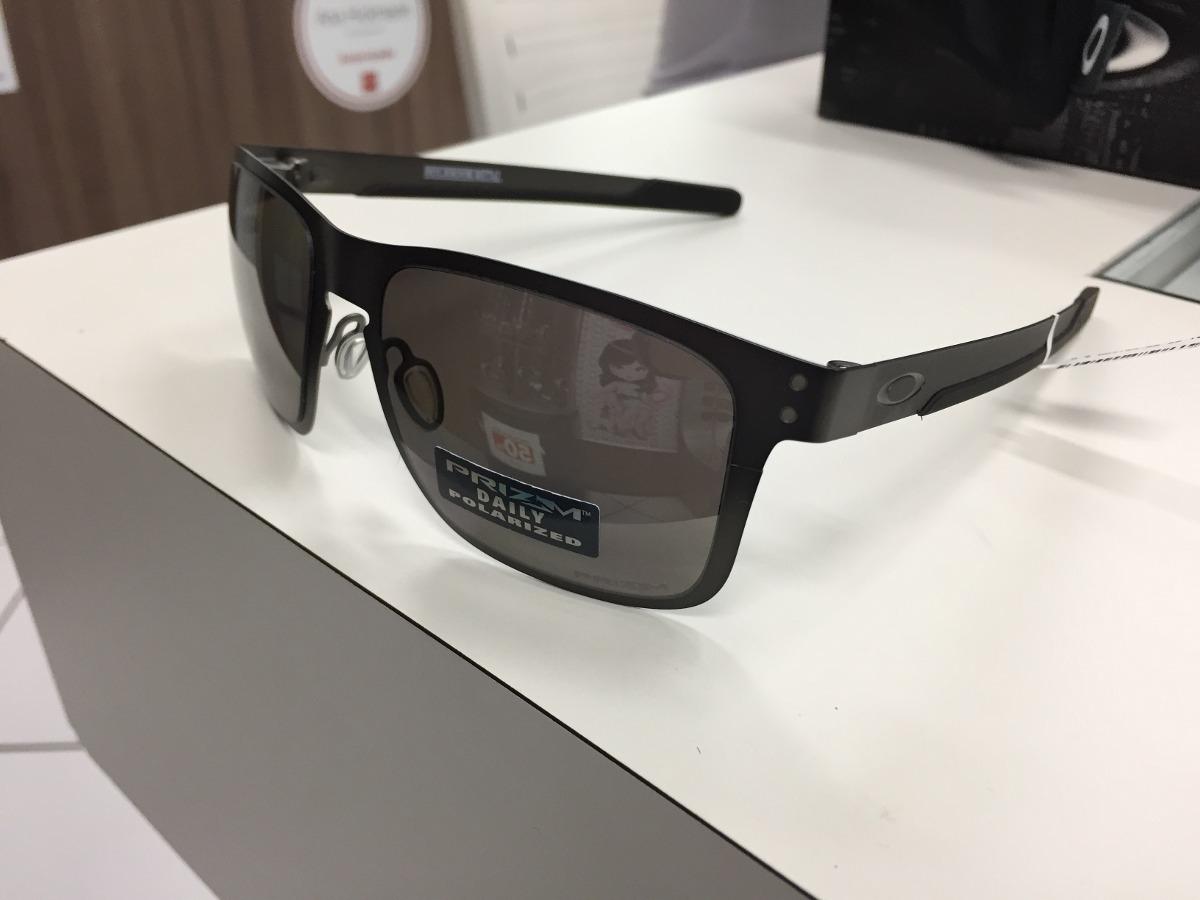 oculos oakley holbrook metal oo4123 -06 mttgn mtl l.prizm da. Carregando  zoom. 2d01639789e