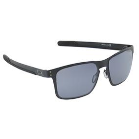 772660bbd Haste Oculos Oakley Holbrook Preto Fosco - Óculos no Mercado Livre ...