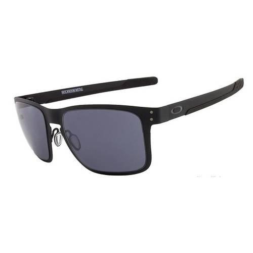 Óculos Oakley Holbrook Metal Preto Original - R  689 d743383305a