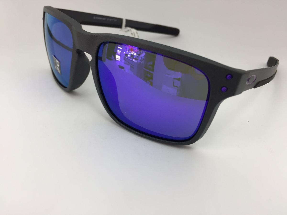 c8ded412638b1 oculos oakley holbrook mix oo9384 0257 sttel violet iridium. Carregando  zoom.
