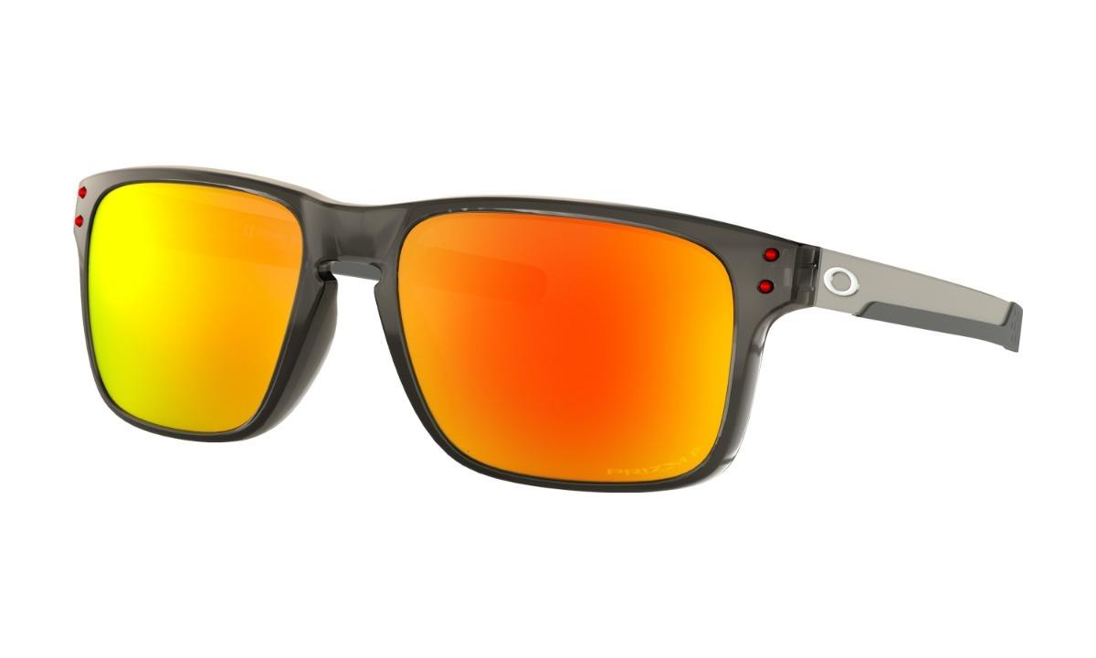 Óculos Oakley Holbrook Mix Oo9384-0757 Prizm - Polarizado - R  646 ... 18ed25cf99