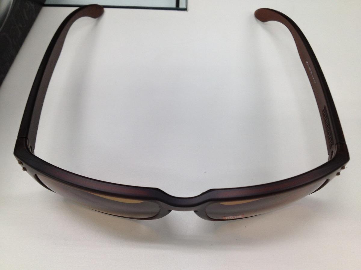 190d198918d0c oculos oakley holbrook polarizado 009102l-03 rootbeer bronz. Carregando  zoom.