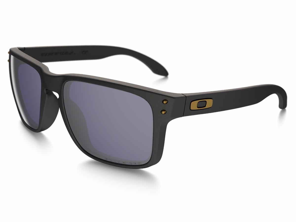440892305d6b0 oculos oakley holbrook polarizado 910298 original com nf. Carregando zoom.
