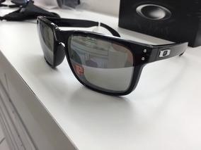 c6bb57c2a Óculos De Sol Oakley Holbrook Lente Violet Iridium - Óculos no Mercado  Livre Brasil