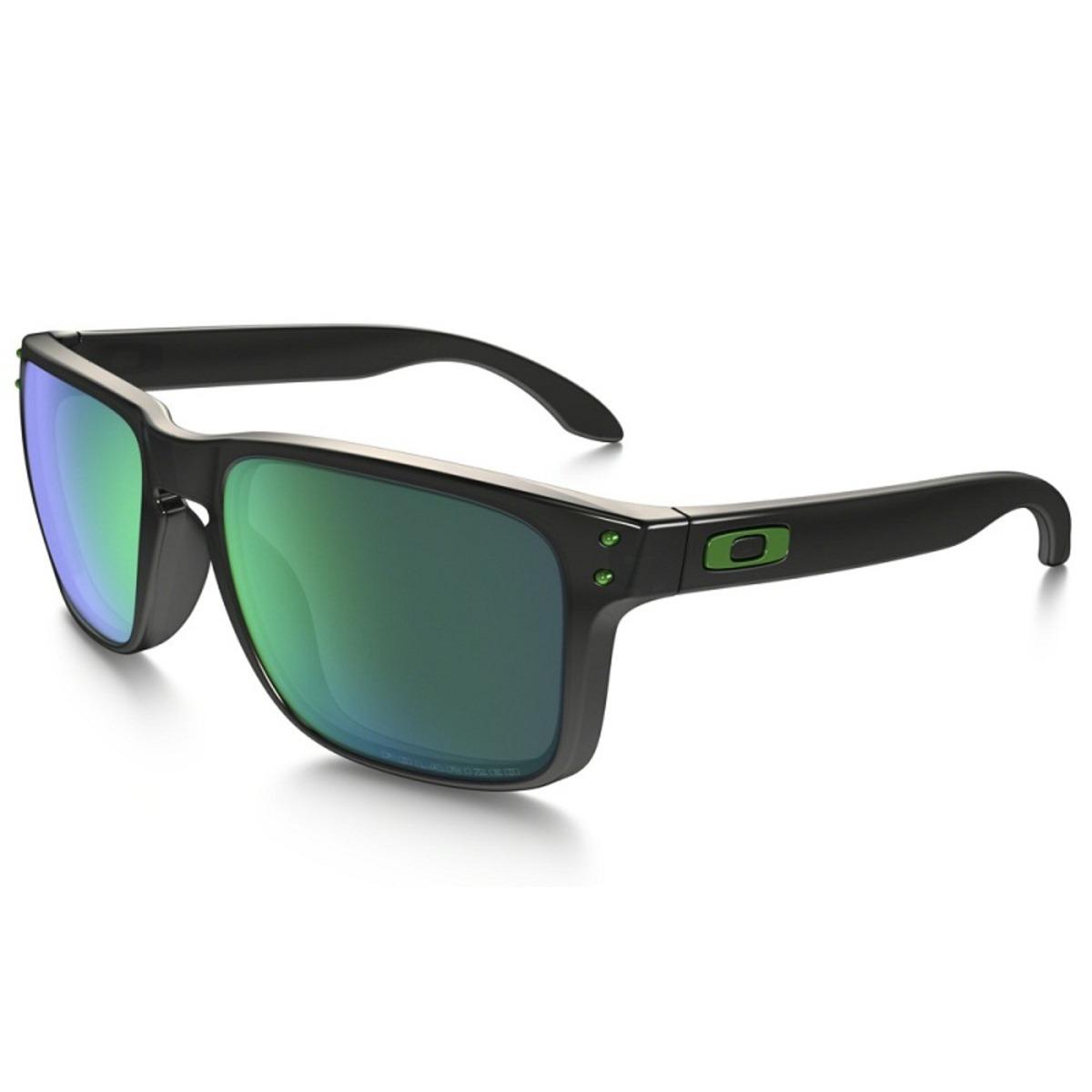 afb7d4c7c0704 óculos oakley holbrook polished black  lente jade iridium po. Carregando  zoom.