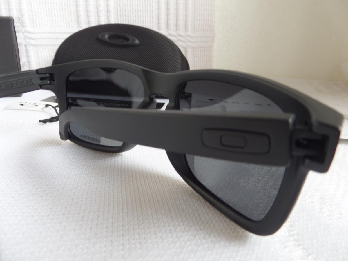 a8d007f07fabf óculos oakley holbrook preto prizm - importado e novo. Carregando zoom.
