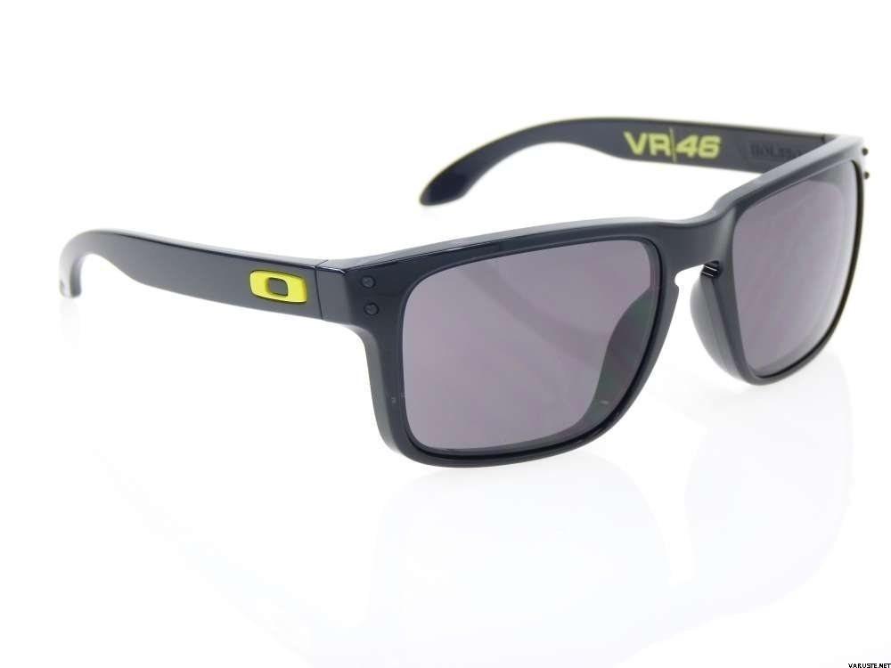 óculos oakley holbrook preto vr46 masculino 100% polarizado. Carregando  zoom. 6fc4000bb9