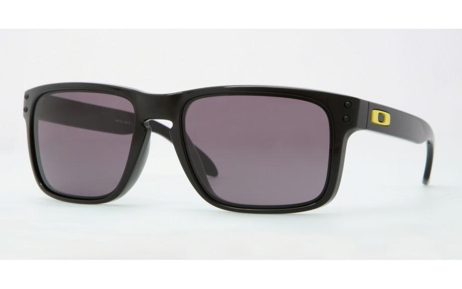 e3e332b47859d óculos oakley holbrook preto vr46 masculino 100% polarizado. Carregando  zoom.