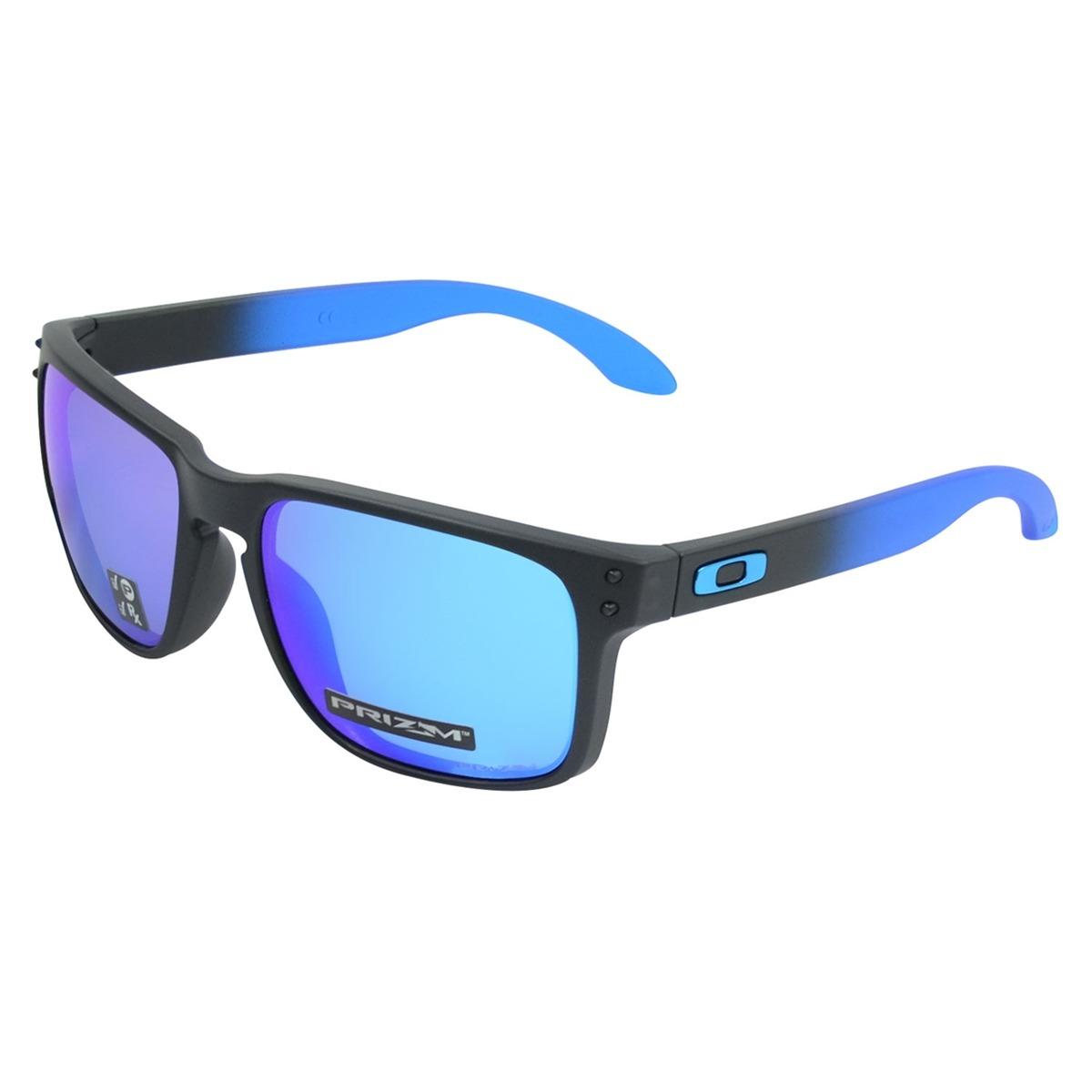 c01ff3ba14cbd óculos oakley holbrook prizm espelhado polarizado preto fosc. Carregando  zoom.