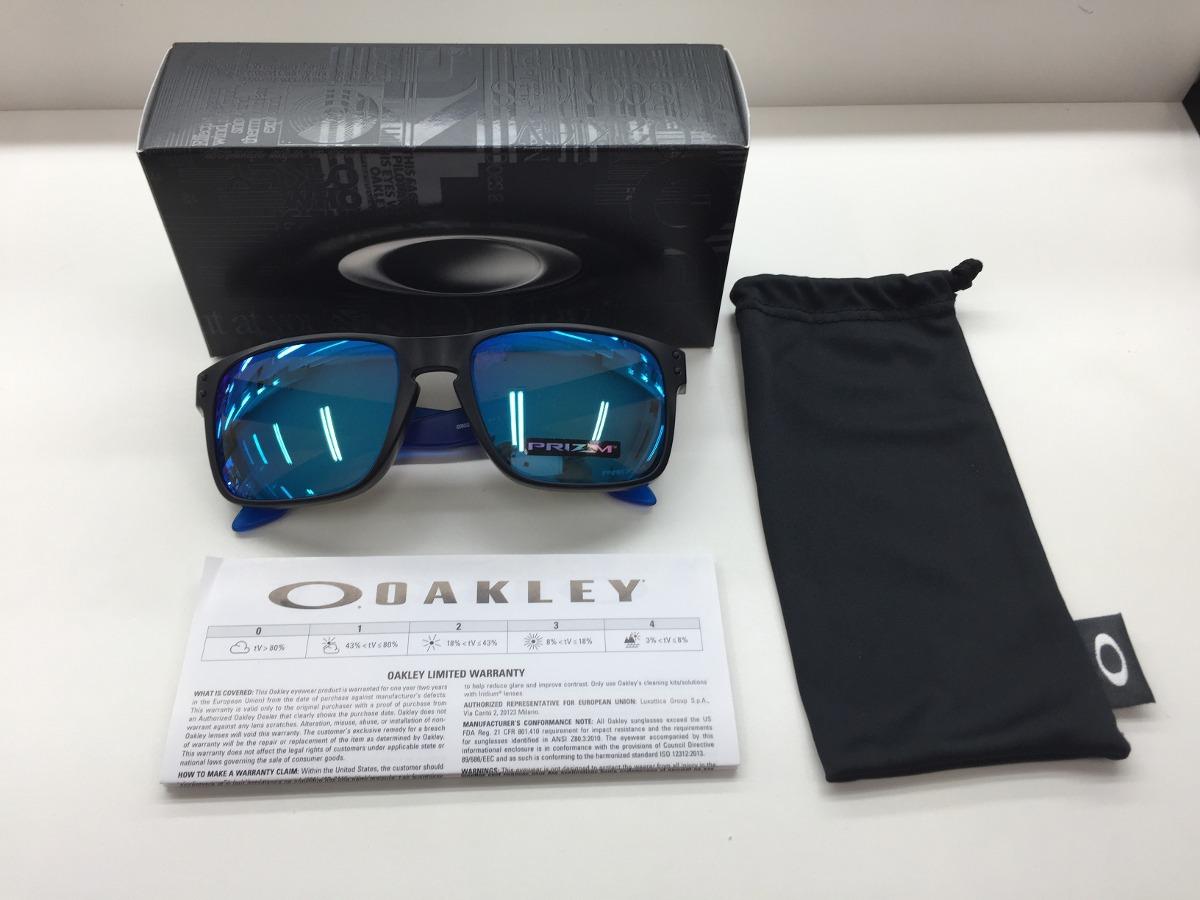 994cb2329 oculos oakley holbrook prizm polarizado oo9102 d255 original. Carregando  zoom.