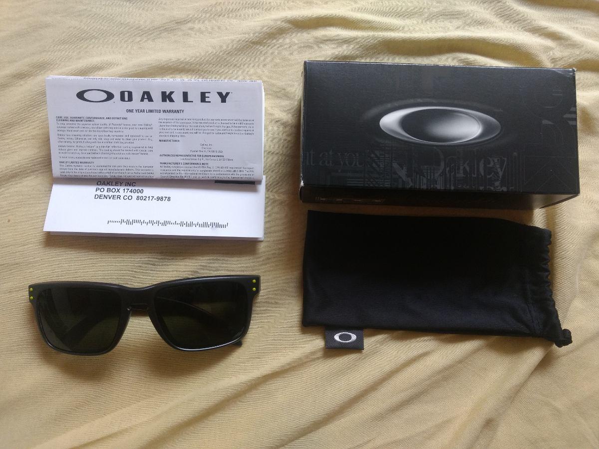 97d797707 Óculos Oakley Holbrook Steel Dark Grey Original Eua - R$ 400,00 em ...