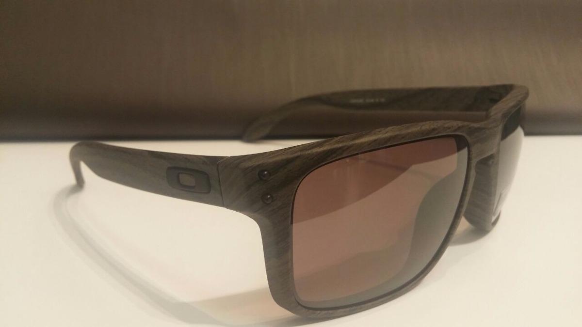 de758496f6c16 óculos oakley holbrook woodgrain amadeirado prizm polarizado. Carregando  zoom.