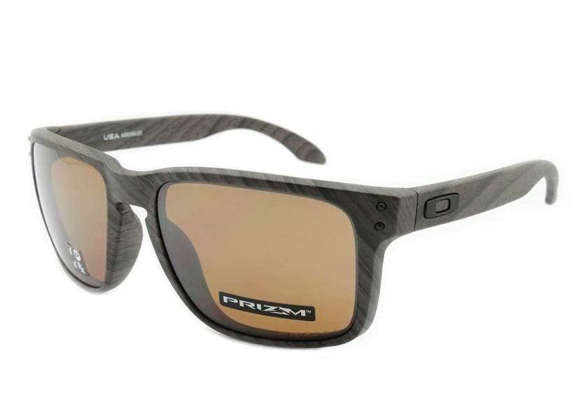 óculos oakley holbrook xl frame woodgrain polarized 9417. Carregando zoom. 8a9bfb5e36
