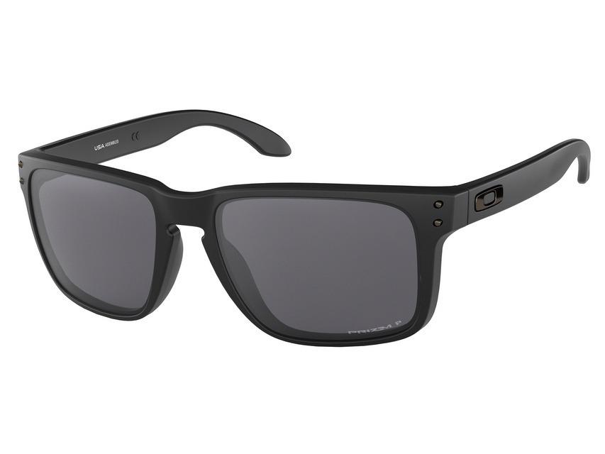 c177fcdfc3619 óculos oakley holbrook xl matte black prizm black polarized. Carregando zoom .
