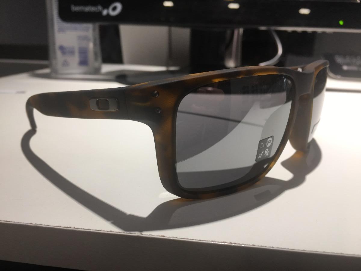 b3248fd8624a7 óculos oakley holbrook xl matte brown lente prizm black. Carregando zoom.