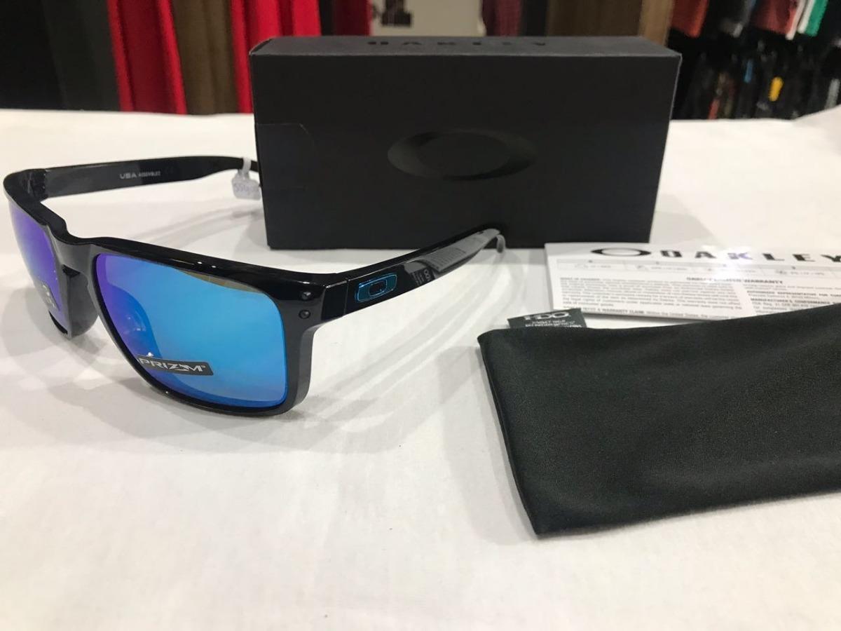 6c09256683d46 oculos oakley holbrook xl sapphire prizm-94170359-original. Carregando zoom.