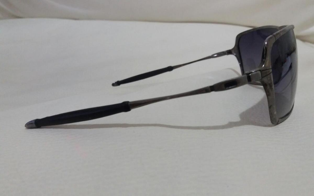 03a5cfc042fc0 Óculos Oakley Inmate Original - Lentes Polarizadas - R  339