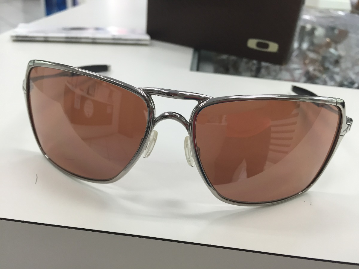 Carregando zoom... oakley inmate oculos. Carregando zoom... oculos solar  oakley inmate 05-631 polished chrome original ad6b10dd60