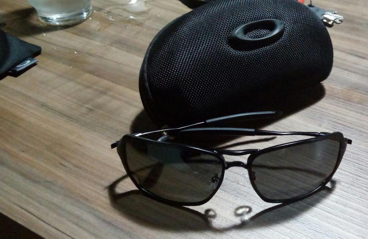 9dc7fd96550a3 oculos oakley inmate matte black. Carregando zoom.