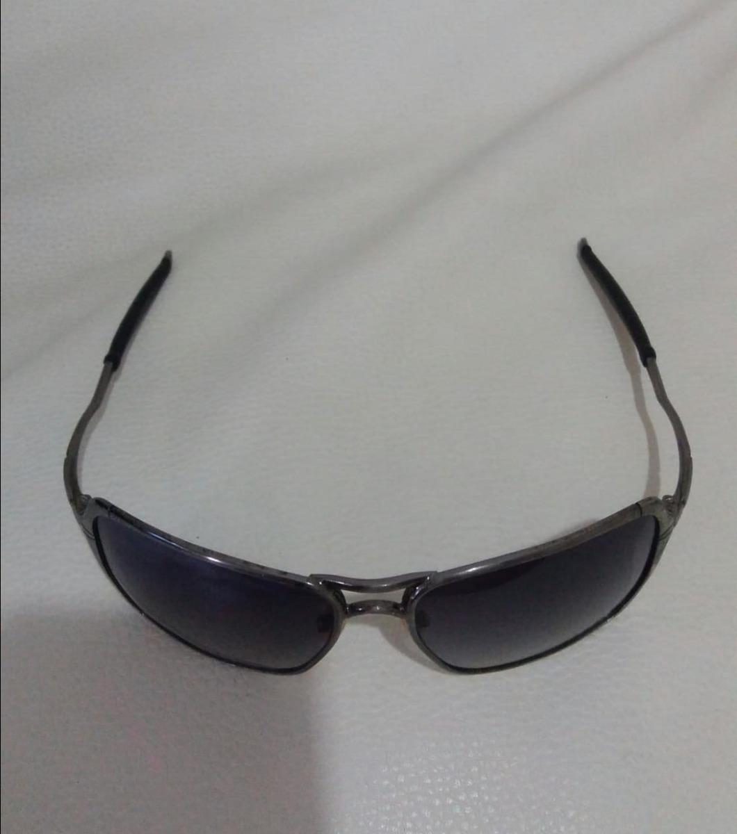 8b6c8616cf3c7 óculos oakley inmate original - lentes polarizadas. Carregando zoom.