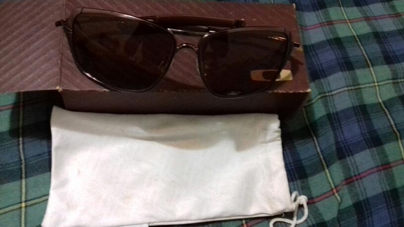 oculos oakley inmate original lentes polarizadas cor bronze. Carregando  zoom. e27aee116b