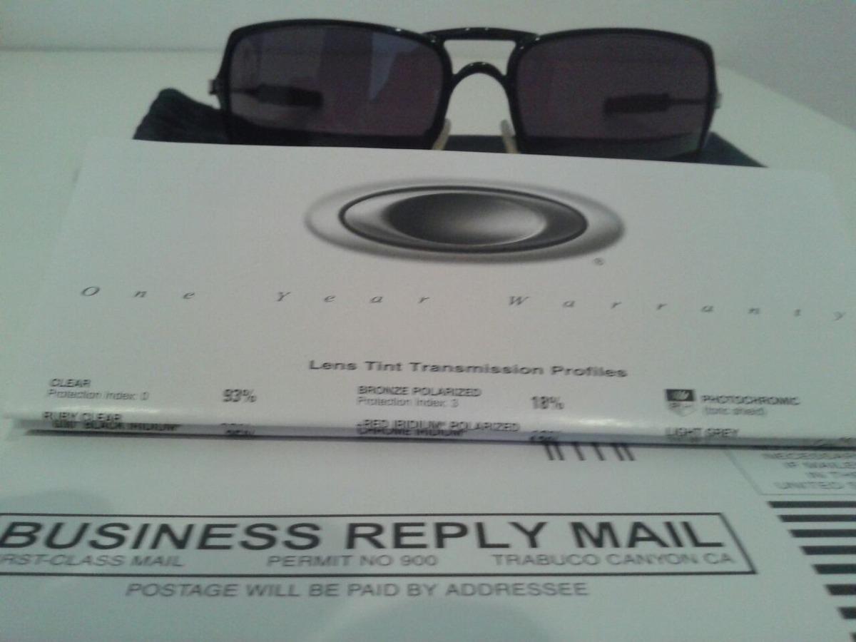 óculos oakley inmate preto fosco polarizado - original. Carregando zoom. e5d27afab8