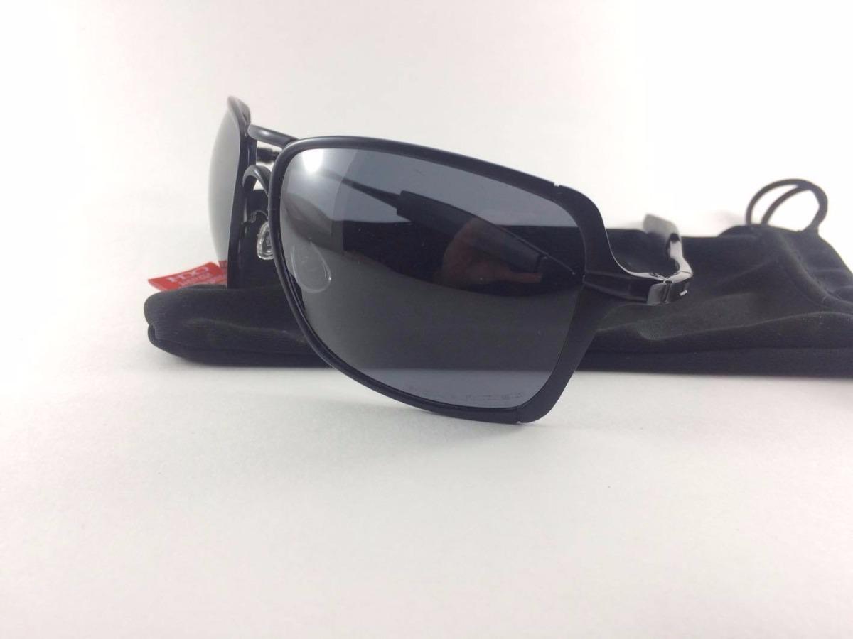 41c6bac5a473f Óculos Oakley Inmate - Preto Polarizado - R  120