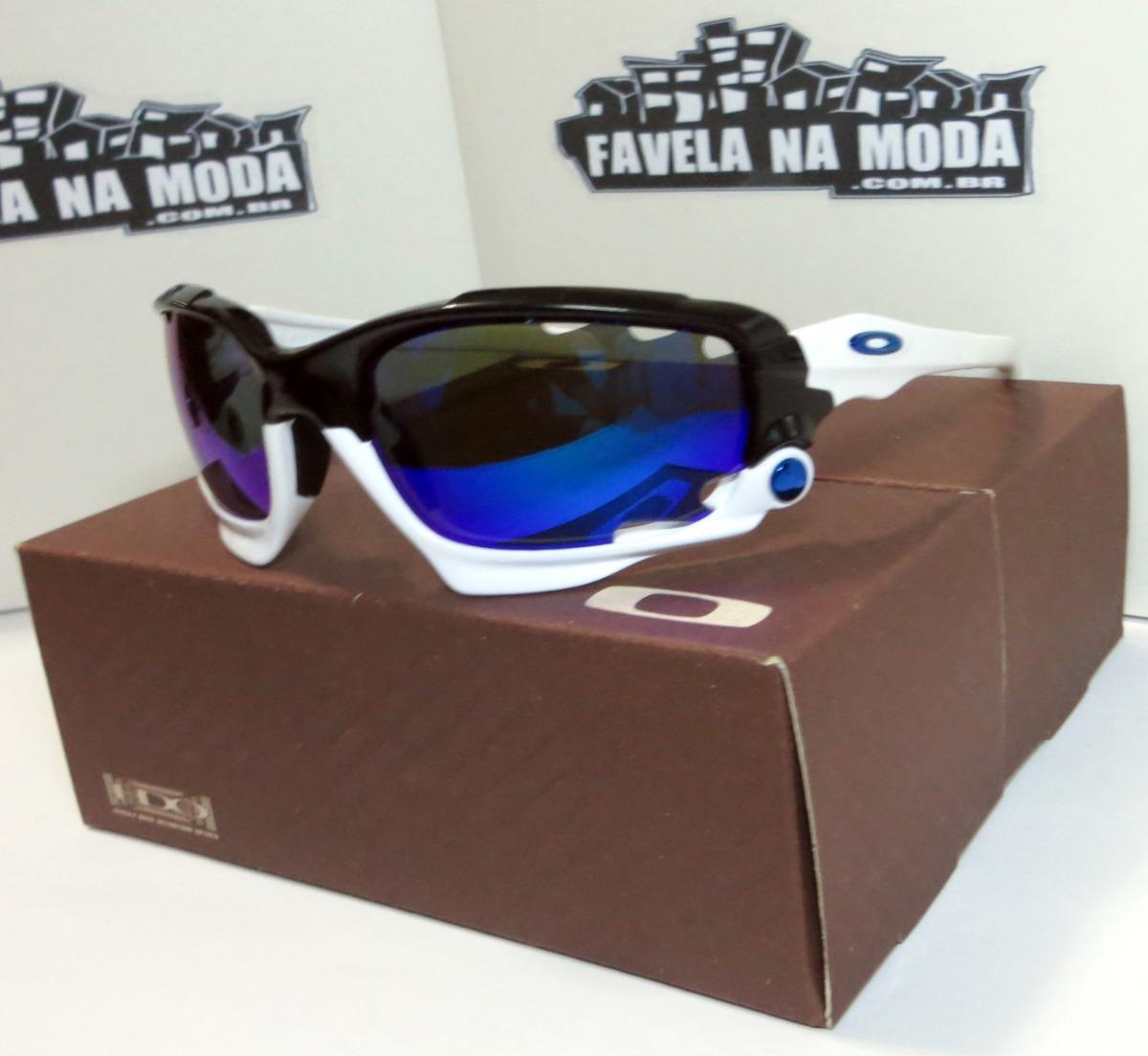 5e84ab96950ba óculos oakley jawbone (preto branco) + 2 pares de lentes +. Carregando zoom.
