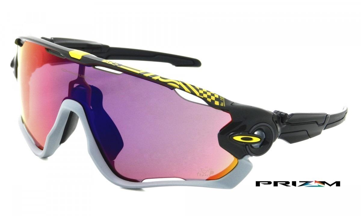 16eb146fb óculos oakley jawbreaker carbon prizm road tour de france. Carregando zoom.