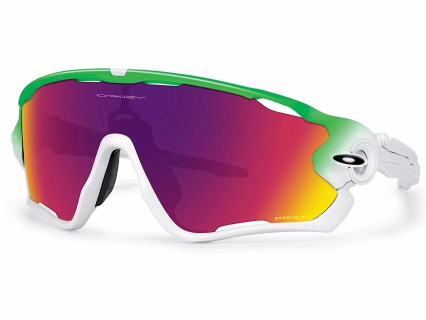 5a554185b2 óculos oakley jawbreaker fade collection lente prizm road. Carregando zoom.