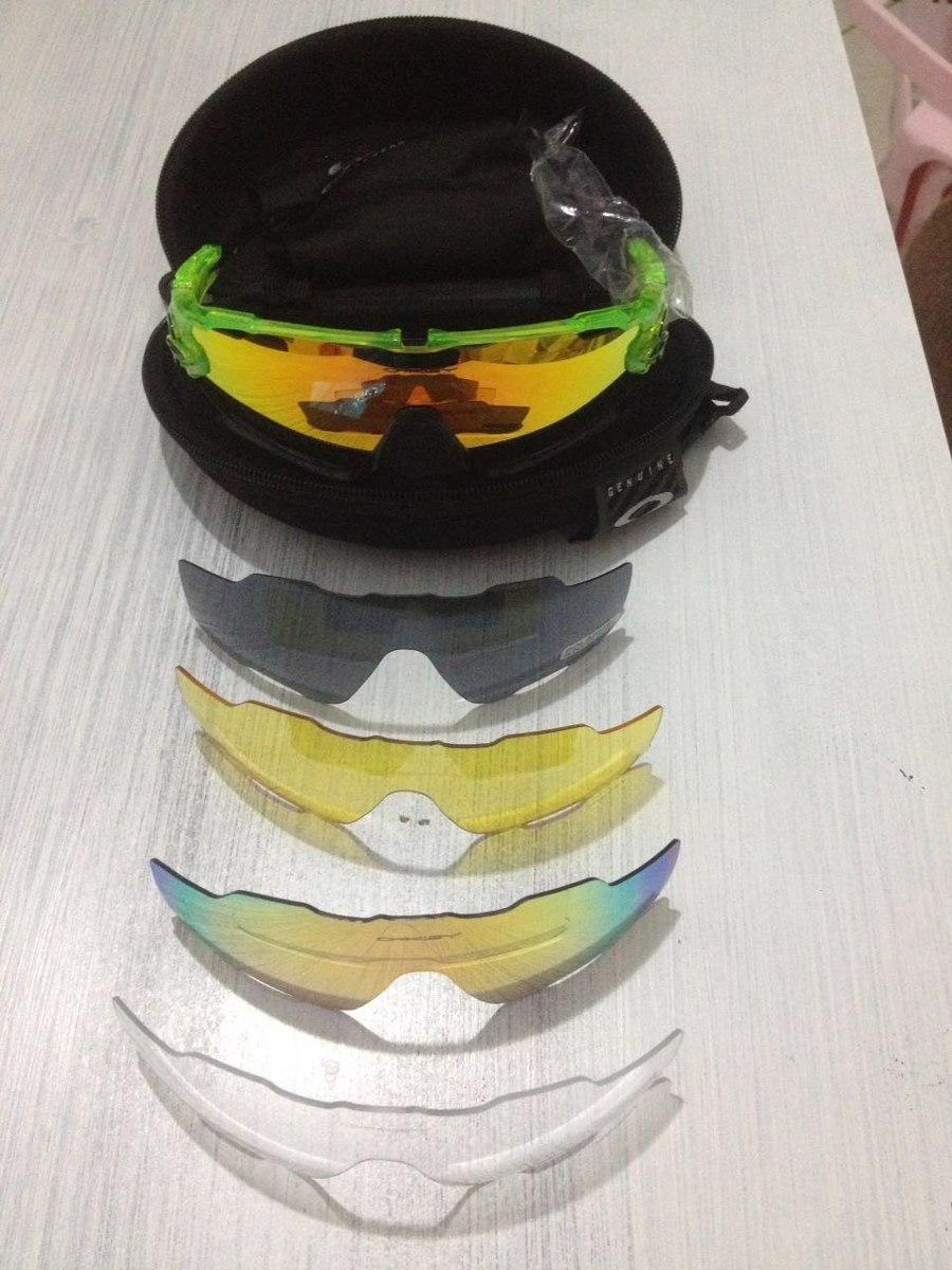 39e4327f86950 óculos oakley jawbreaker prizm - 5 lentes   com estojo. Carregando zoom.