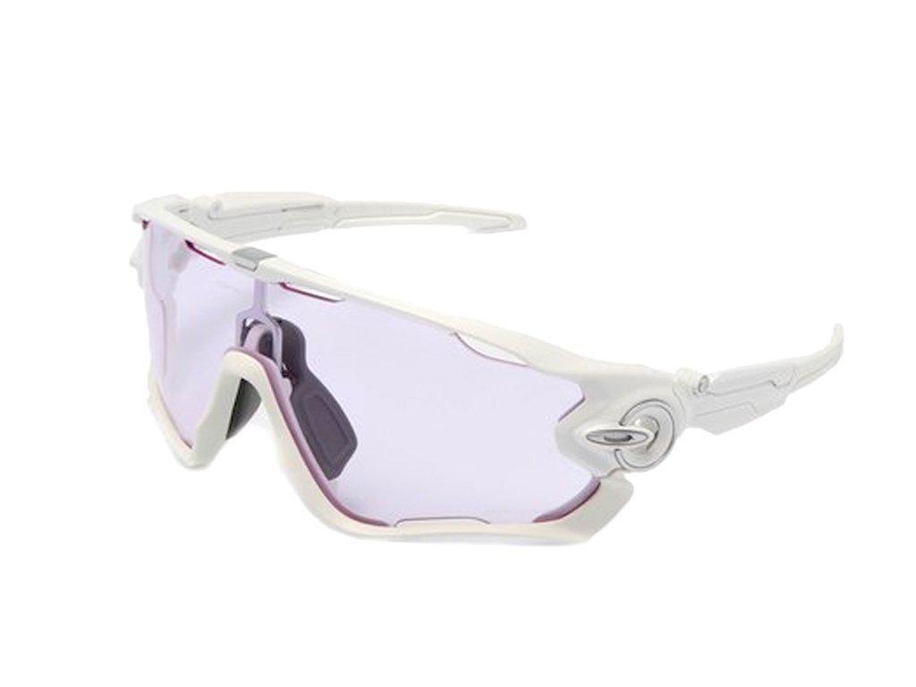 077d627786f98 óculos oakley jawbreaker prizm low light - branco. Carregando zoom.