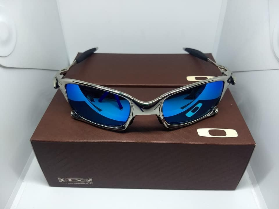 Óculos Oakley Juliet 24k Double Xx X-metal - R  1.050,00 em Mercado ... ae02786828