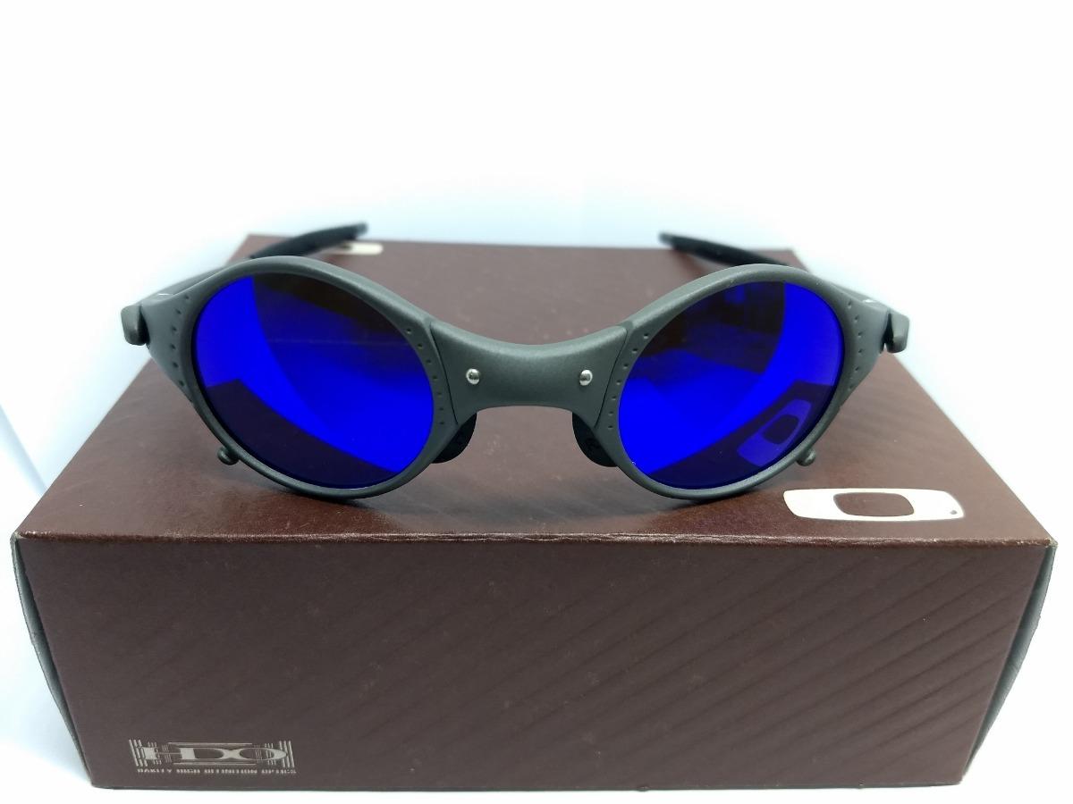 efbf4d8009324 oculos oakley juliet 24k mars medusa fosca lente azul. Carregando zoom.