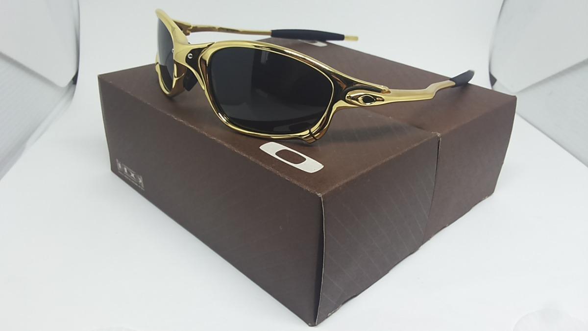 óculos oakley juliet 24k double xx penny mars dourada gold. Carregando  zoom... óculos oakley juliet. Carregando zoom. f7bfd6c1d5